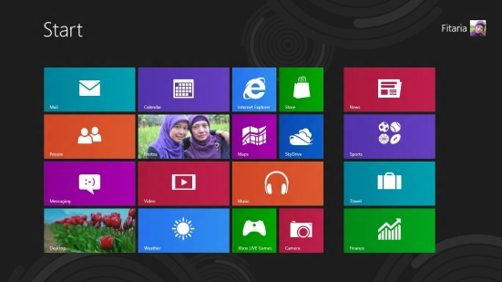 Windows8 Fitaria Dewi Pratiwi