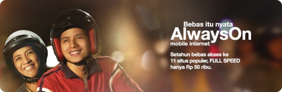Banner Launch AlwaysOn Bima